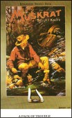 1988 A Pack of Trouble - Remington Bullet Knife Posters - THE MUSKRAT
